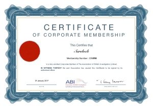 orporate Members of ABI
