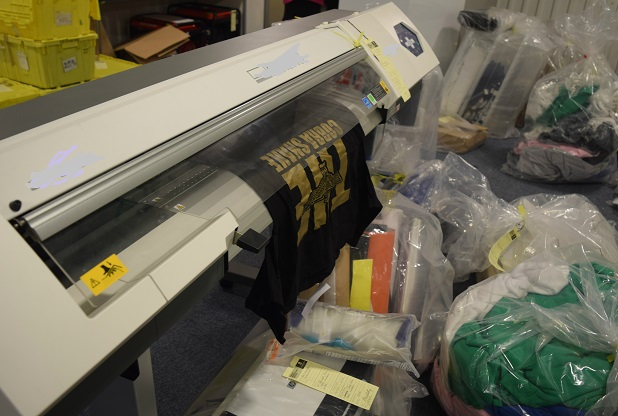 Colley printer