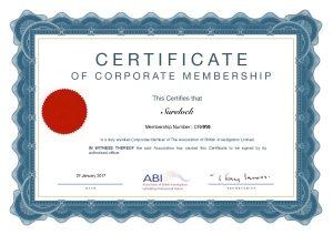 orporate Members of ABI